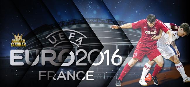 Euro 2016 Agen Bola